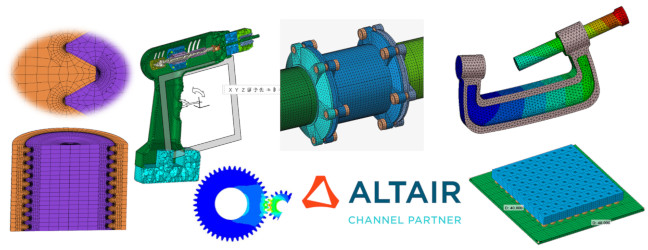 Altair SimLab 2021 multifizik web semineri